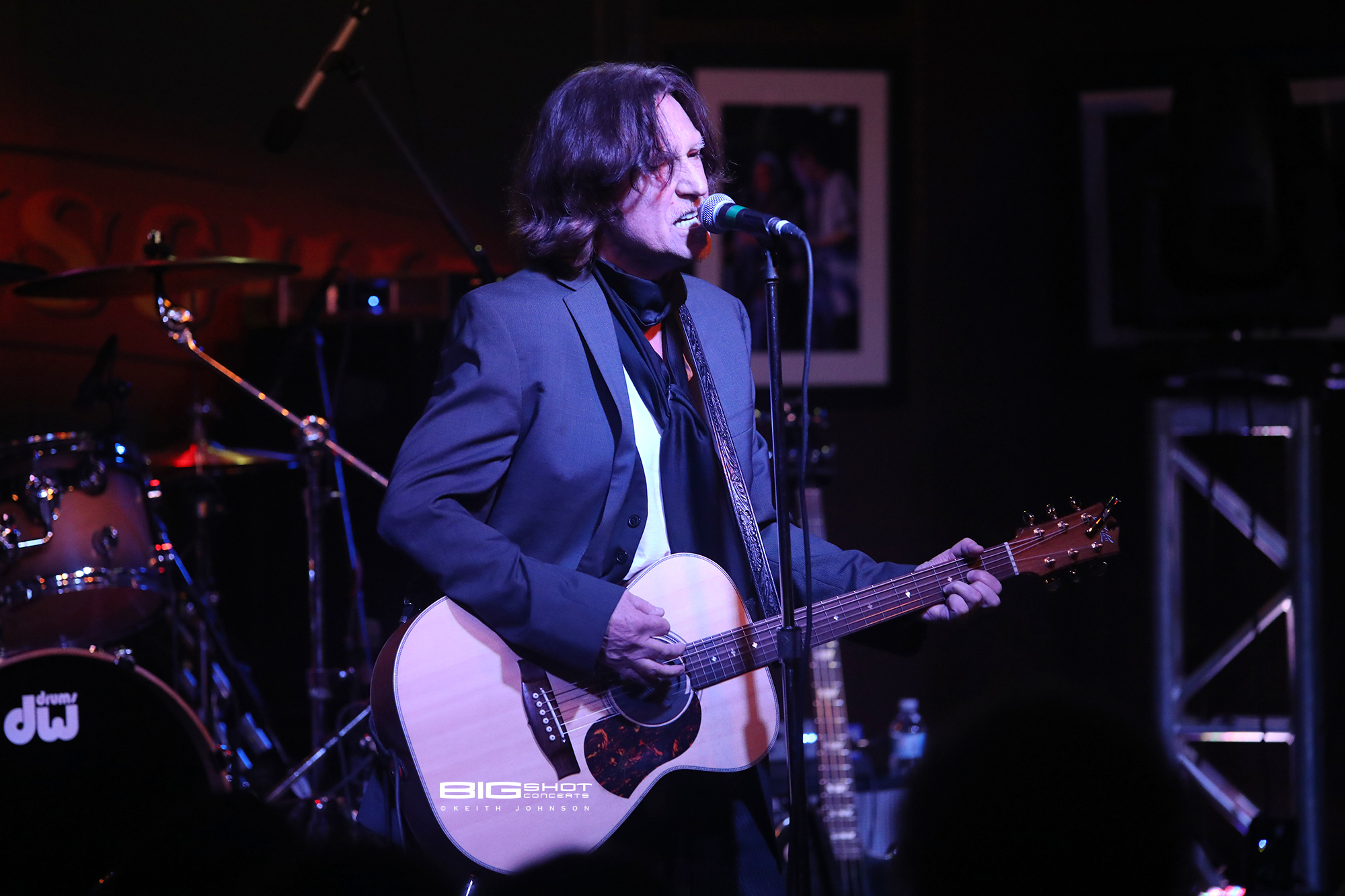 Songwriter John Waite at The Funky Biscuit