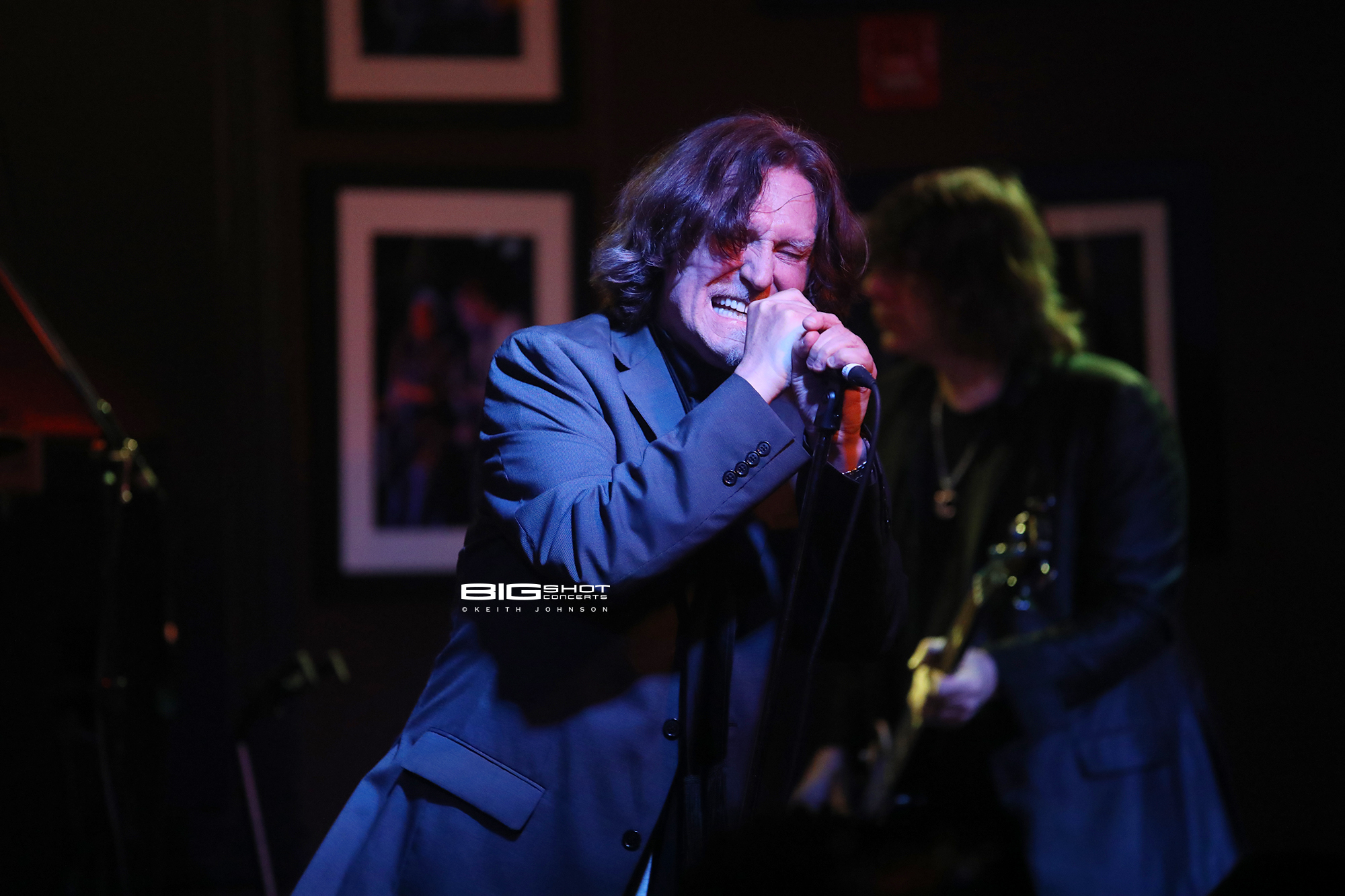 John Waite at The Funky Biscuit