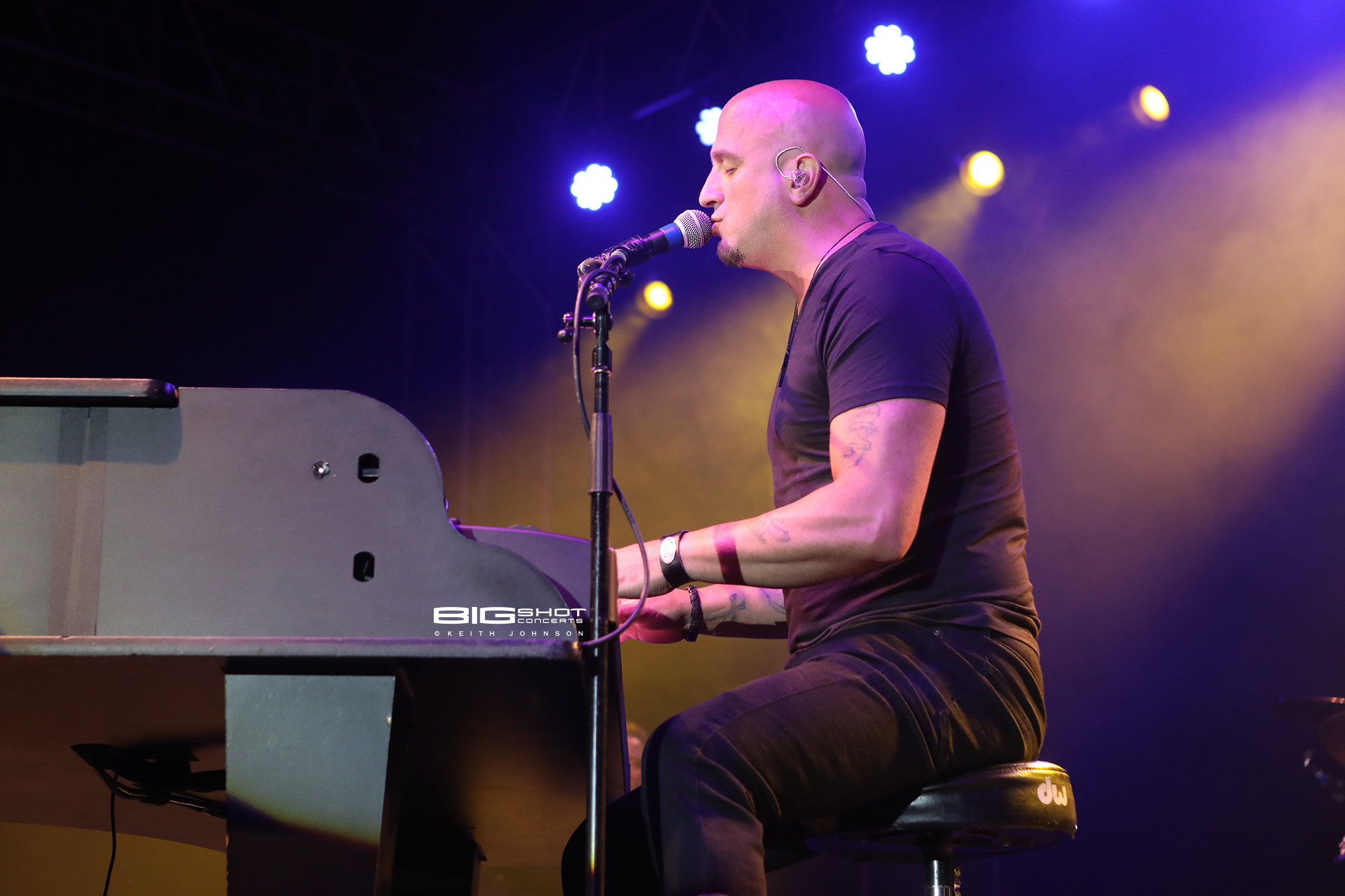 Mike DelGuidice & Big Shot in Concert