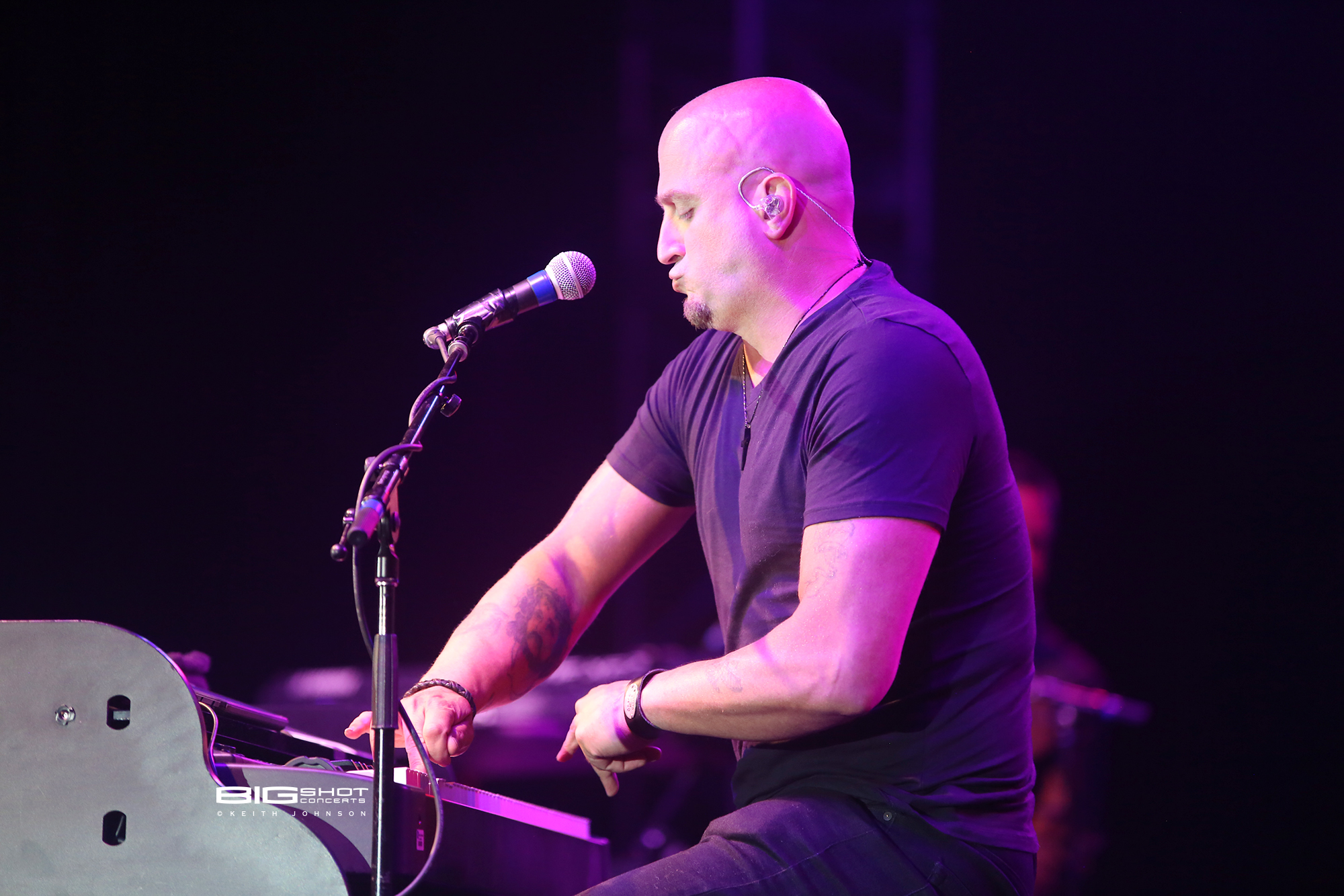 The Pavilion Concert - Mike DelGuidice & Big Shot