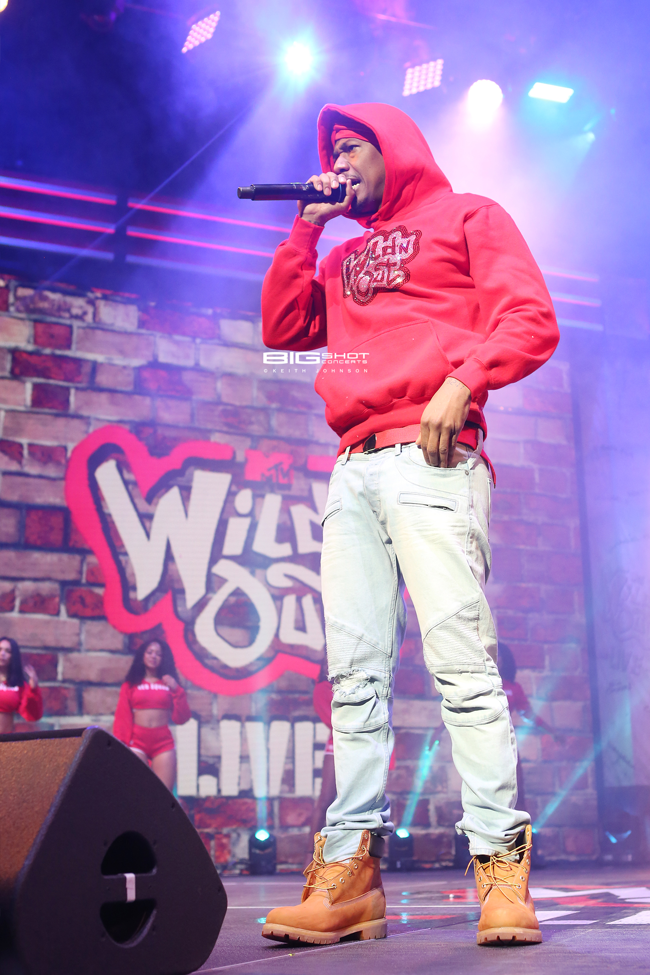 MTV Wild 'N Out Live