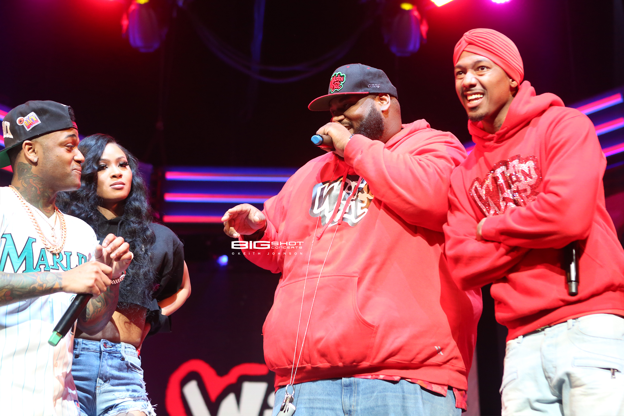 MTV Wild 'N Out at BB&T Center in Sunrise, Florida