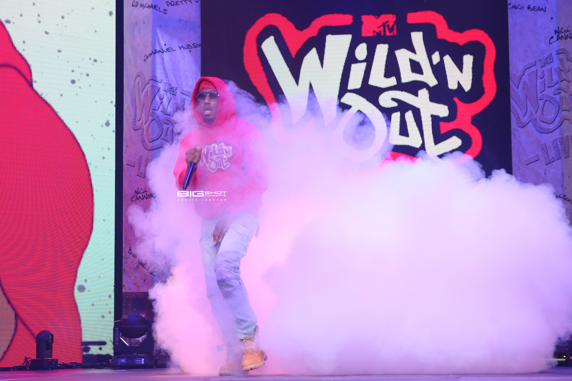 MTV Wild 'N Out Starring Nick Cannon