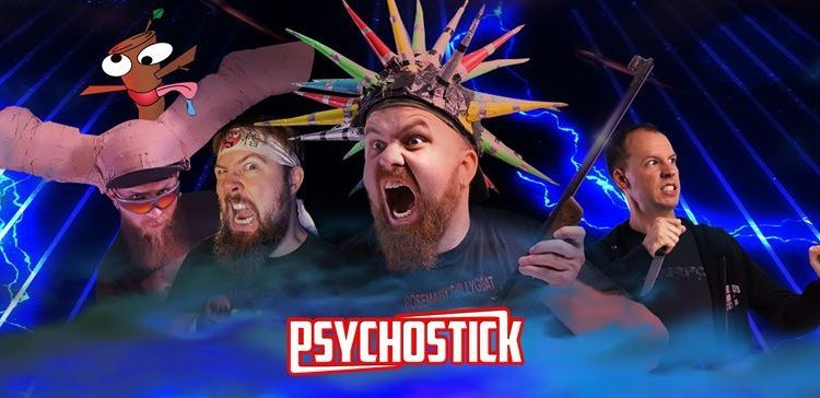 Psychostick Donations to COVID-19 Surpass $10,000