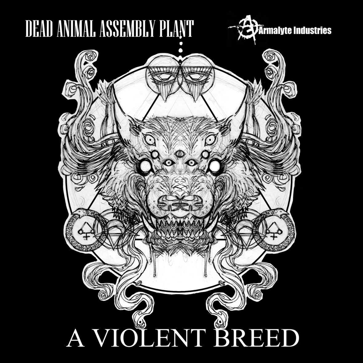 "Dead Animal Assembly Plant Video ""A Violent Breed"""