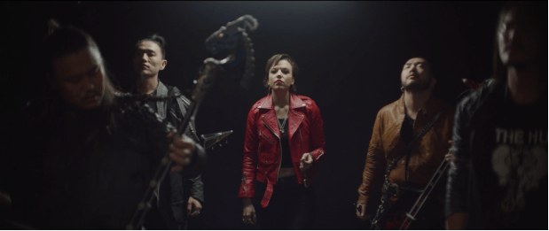 """Song of Women"" features Lzzy Hale of Halestorm"
