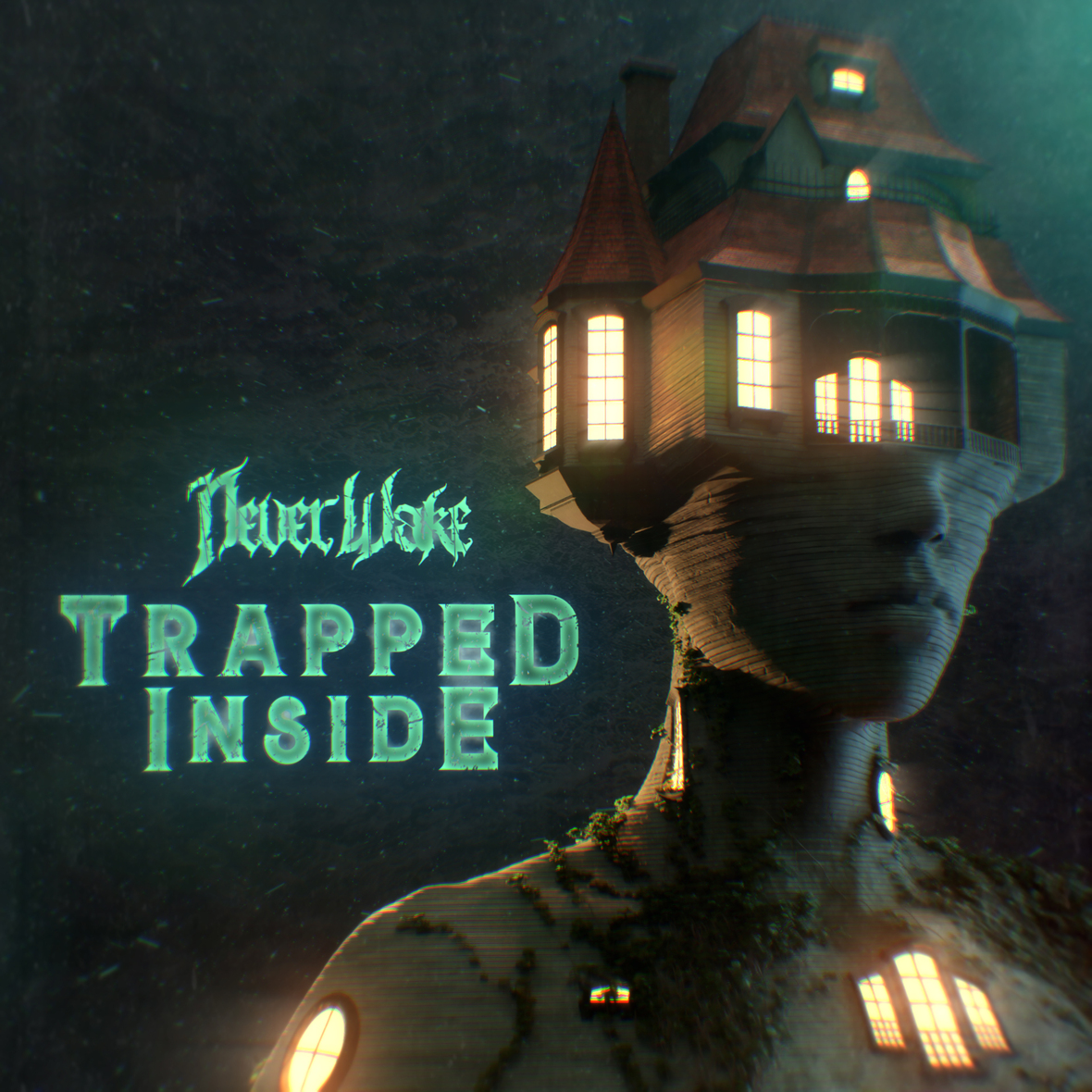 "NeverWake Lyric Video ""Trapped Inside"""
