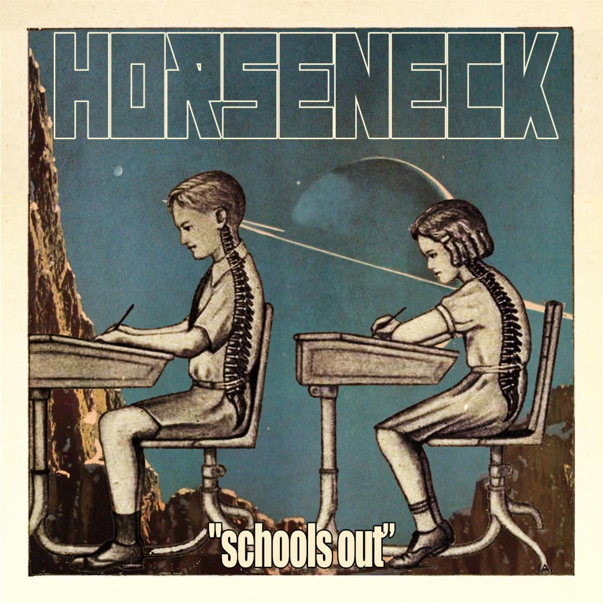 "HORSENECK Covers Alice Cooper's ""School's Out"""