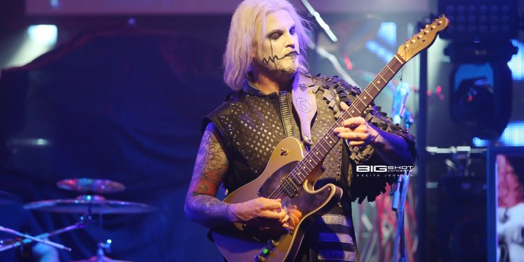 John 5 Kicks Off NBA Season