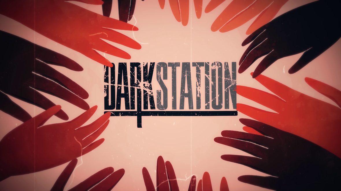 """Dark Station Lyric Video """"Ryse"""""""
