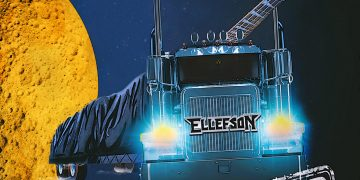 ELLEFSON No Cover LP