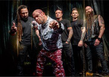 """Five Finger Death Punch """"Best Live Act"""""""