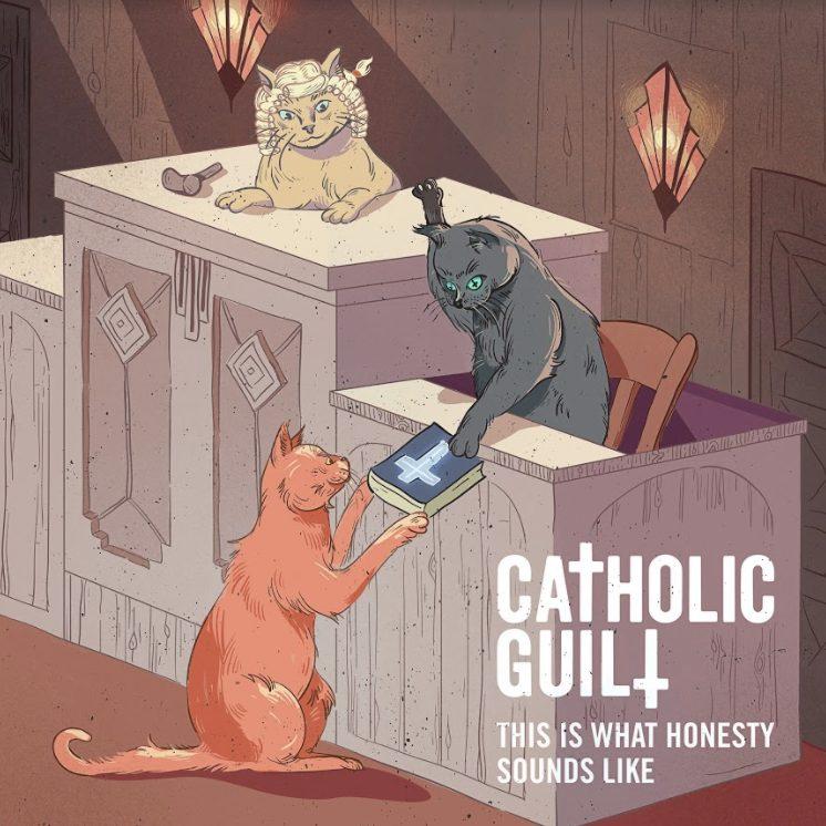 Catholic Guilt Furrend Finder Video Game