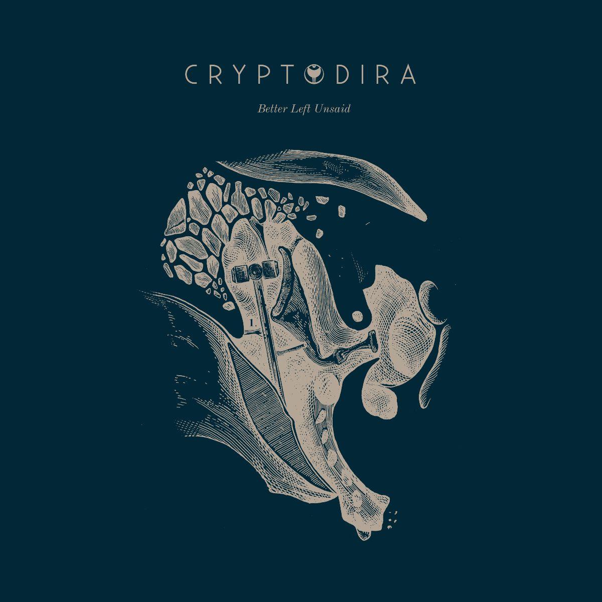 Cryptodira EP Better Left Unsaid