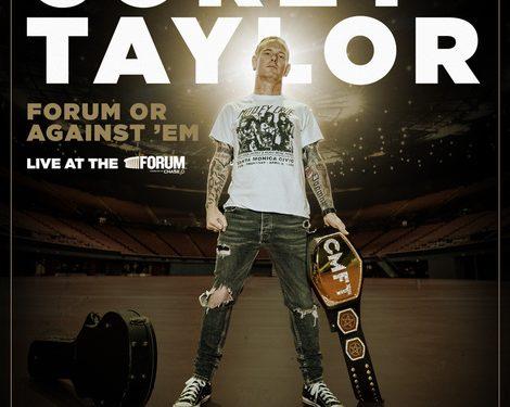 "Corey Taylor ""Forum Or Against 'Em"""