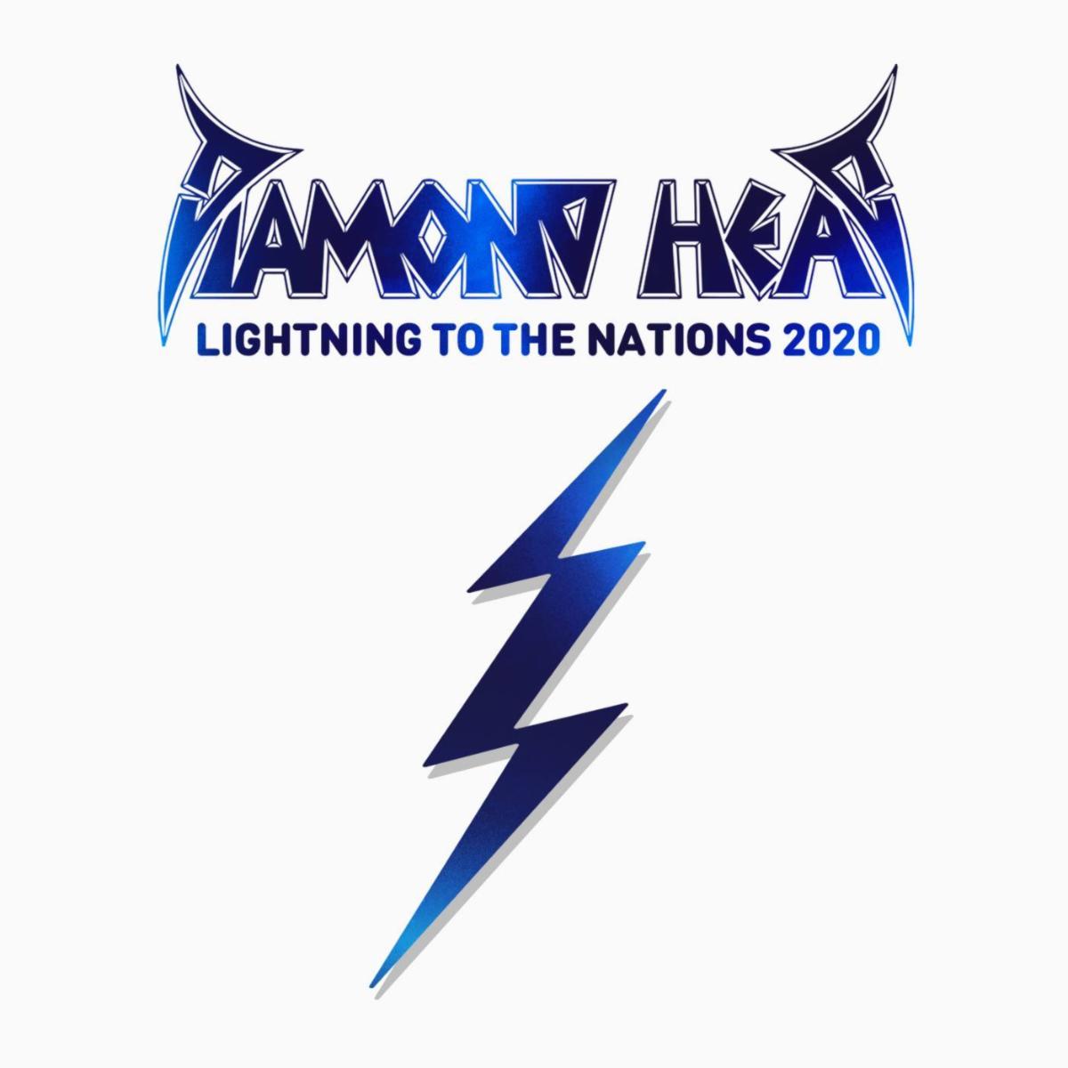 Diamond Head Lightning To The Nations 2020