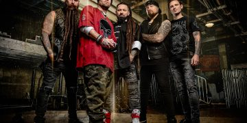 Five Finger Death Punch and Jason Hook Part Ways
