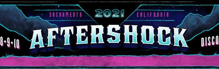 Aftershock 2021 Lineup