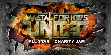 Metal For Kids. United! All-Star Charity Jam