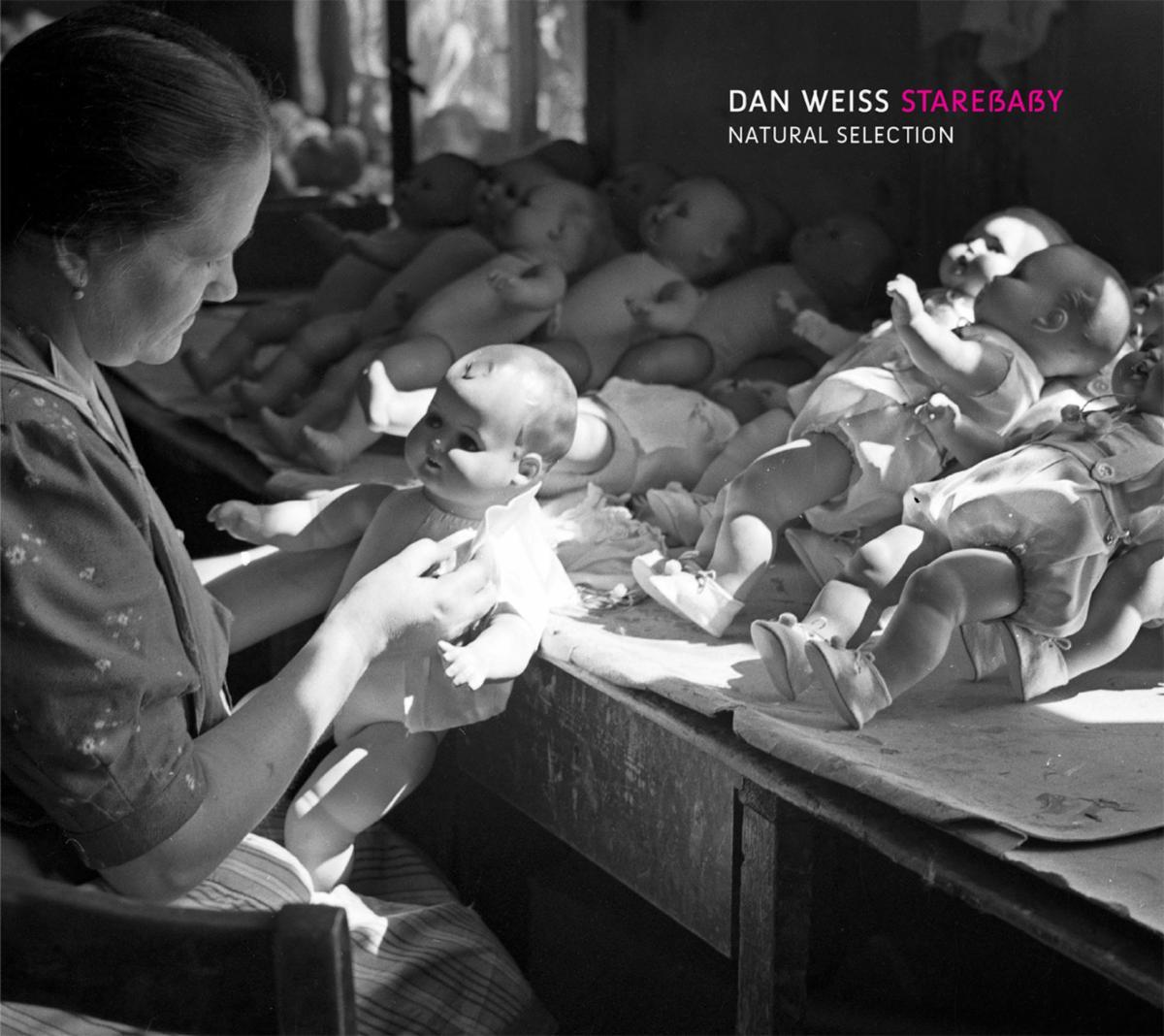 Jazz Supergroup Dan Weiss Starebaby