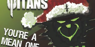 "Small Town Titans ""You're a Mean One Mr. Grinch"""