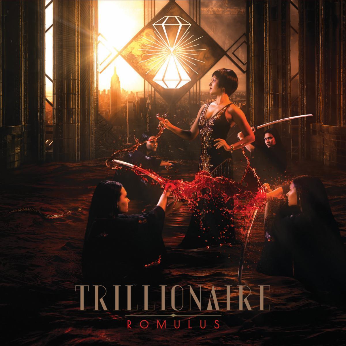 Trillionaire Debut Album Romulus