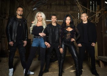 """Butcher Babies Single """"Sleeping With The Enemy"""""""