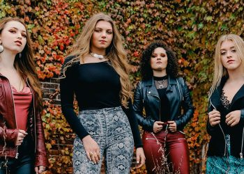 Plush All-female Rock Band