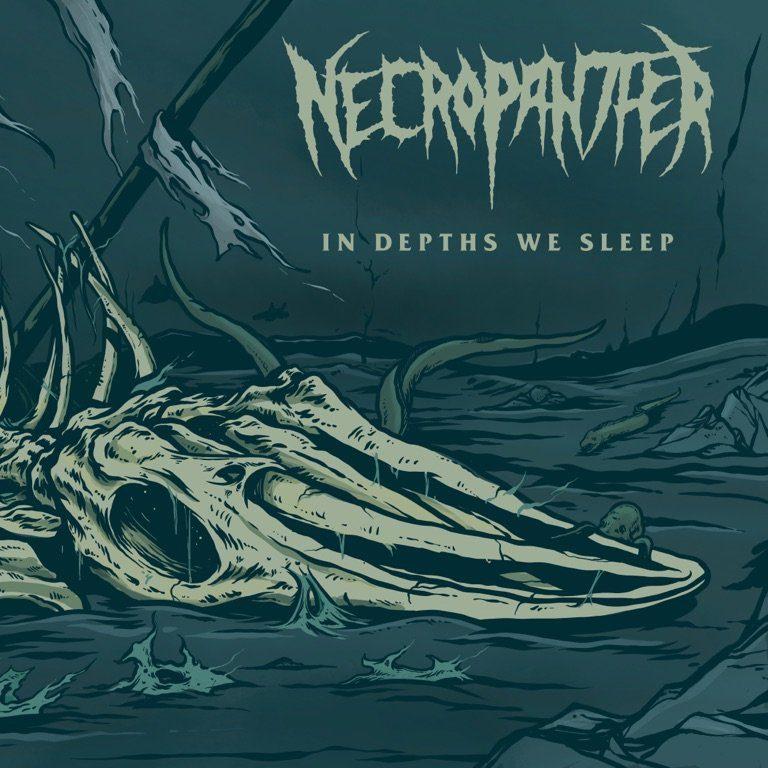 Necropanther EP In Depths We Sleep