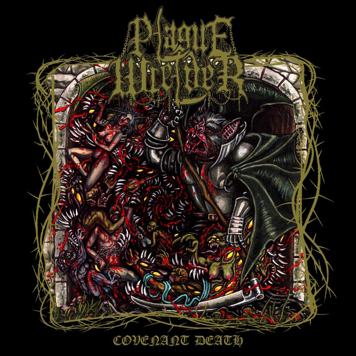 Plaguewielder Album Covenant Death