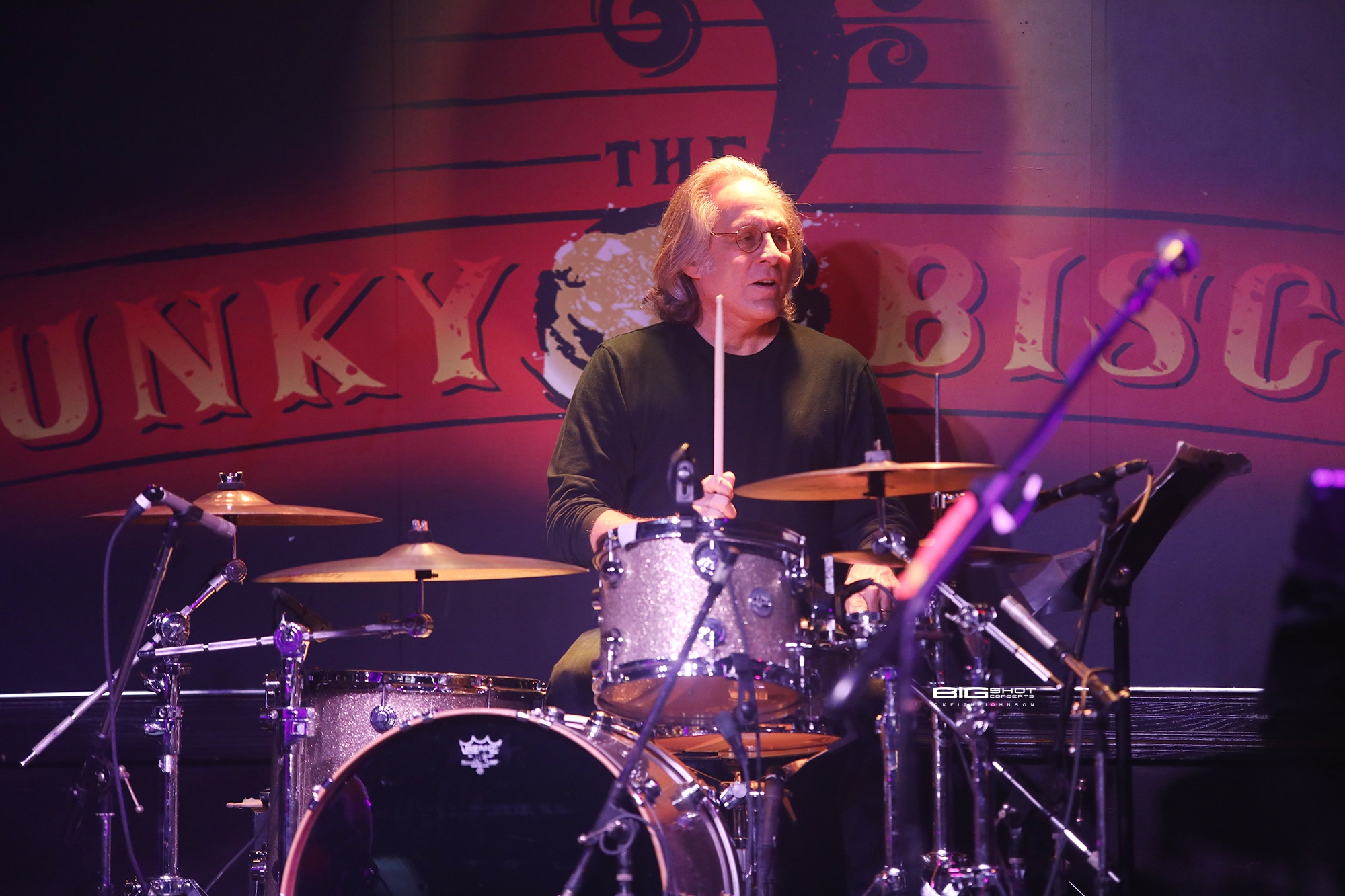 Drummer Max Weinberg