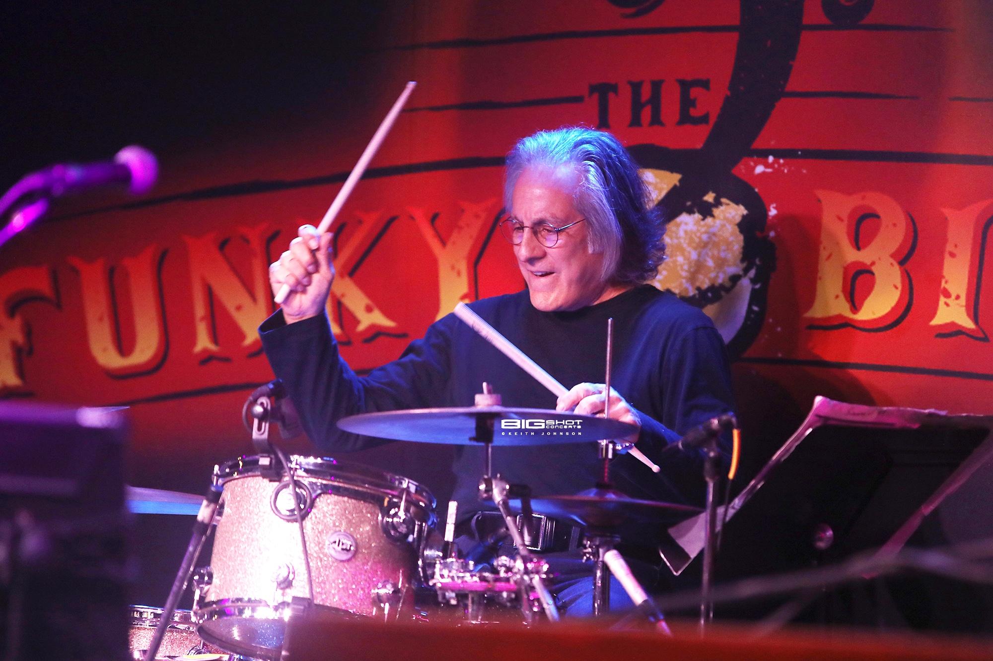 Drumming Legend Max Weinberg