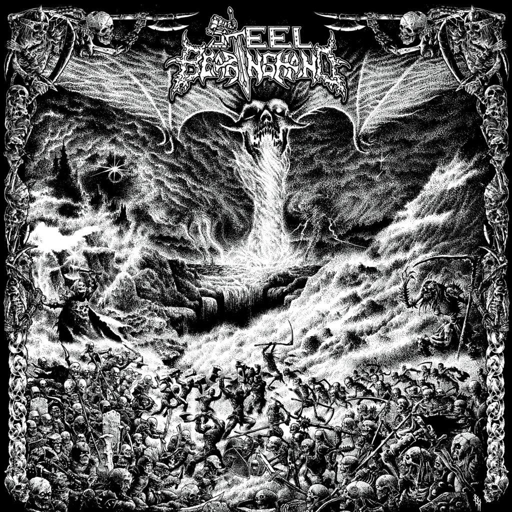 Steel Bearing Hand full-length Slay In Hell