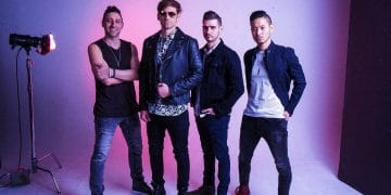 Believe In Ghosts Signed to Imagen Records/ADA Warner
