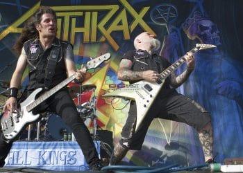 Anthrax's 40th Anniversary Countdown