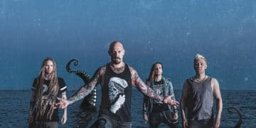 Oceanhorse debut album Dead Reckoning