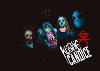 """Kissing Candice single """"Brand New Low"""""""