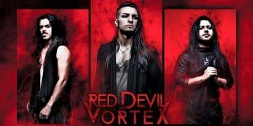 """Red Devil Vortex song """"Alive"""""""