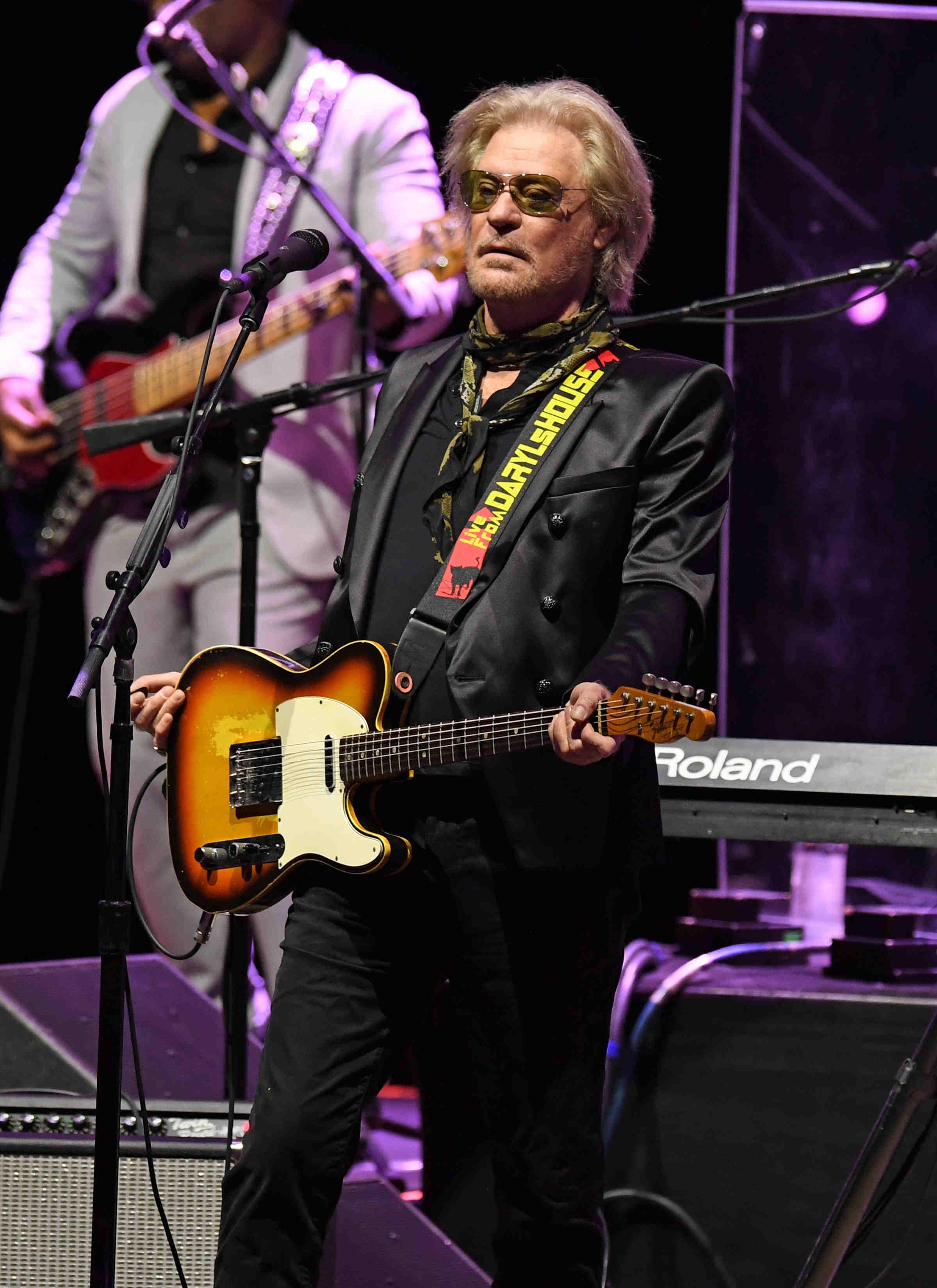Daryl Hall in concert - Seminole Hard Rock Hotel & Casino.