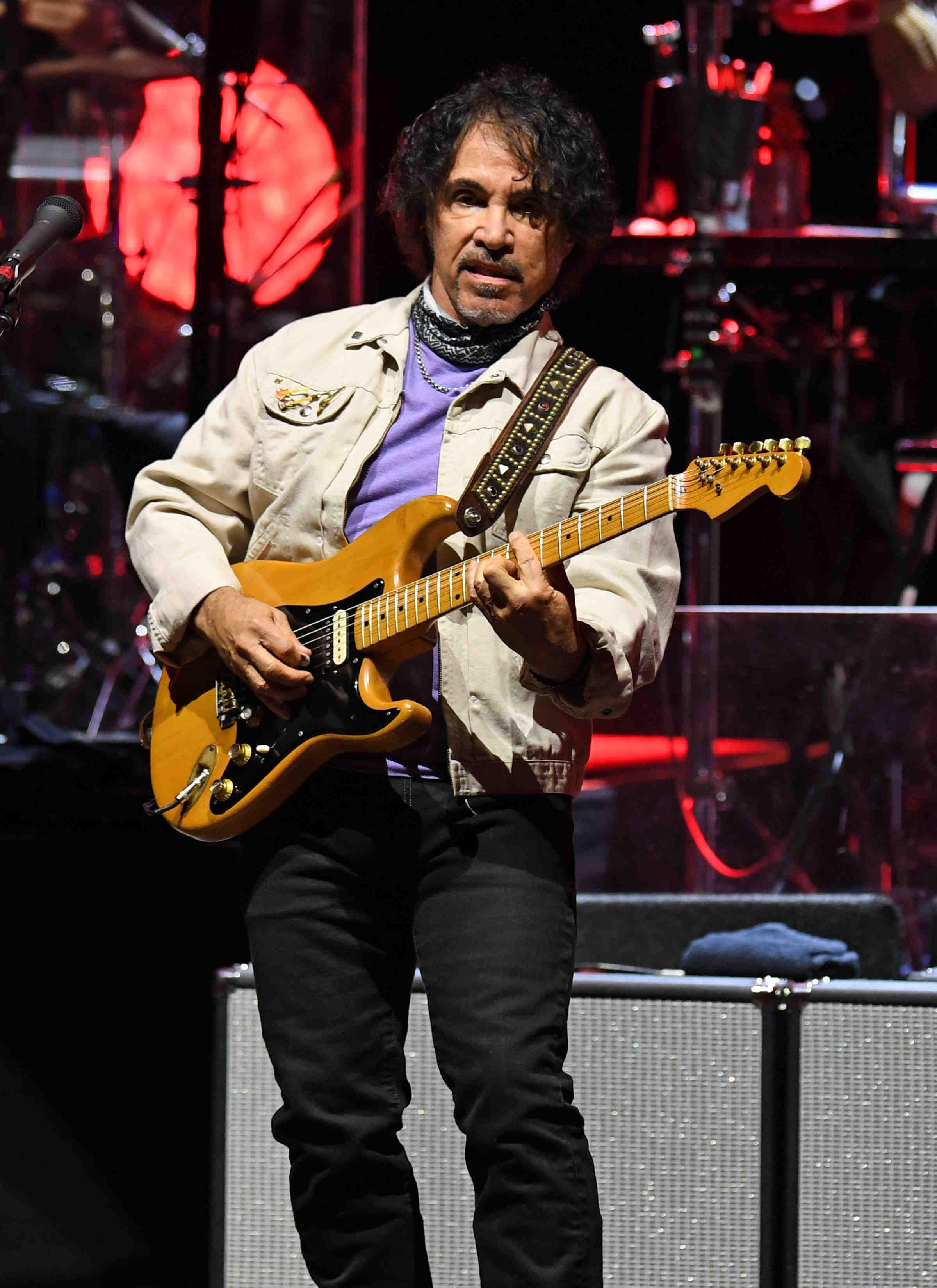 John Oates performs at Seminole Hard Rock Hotel & Casino.