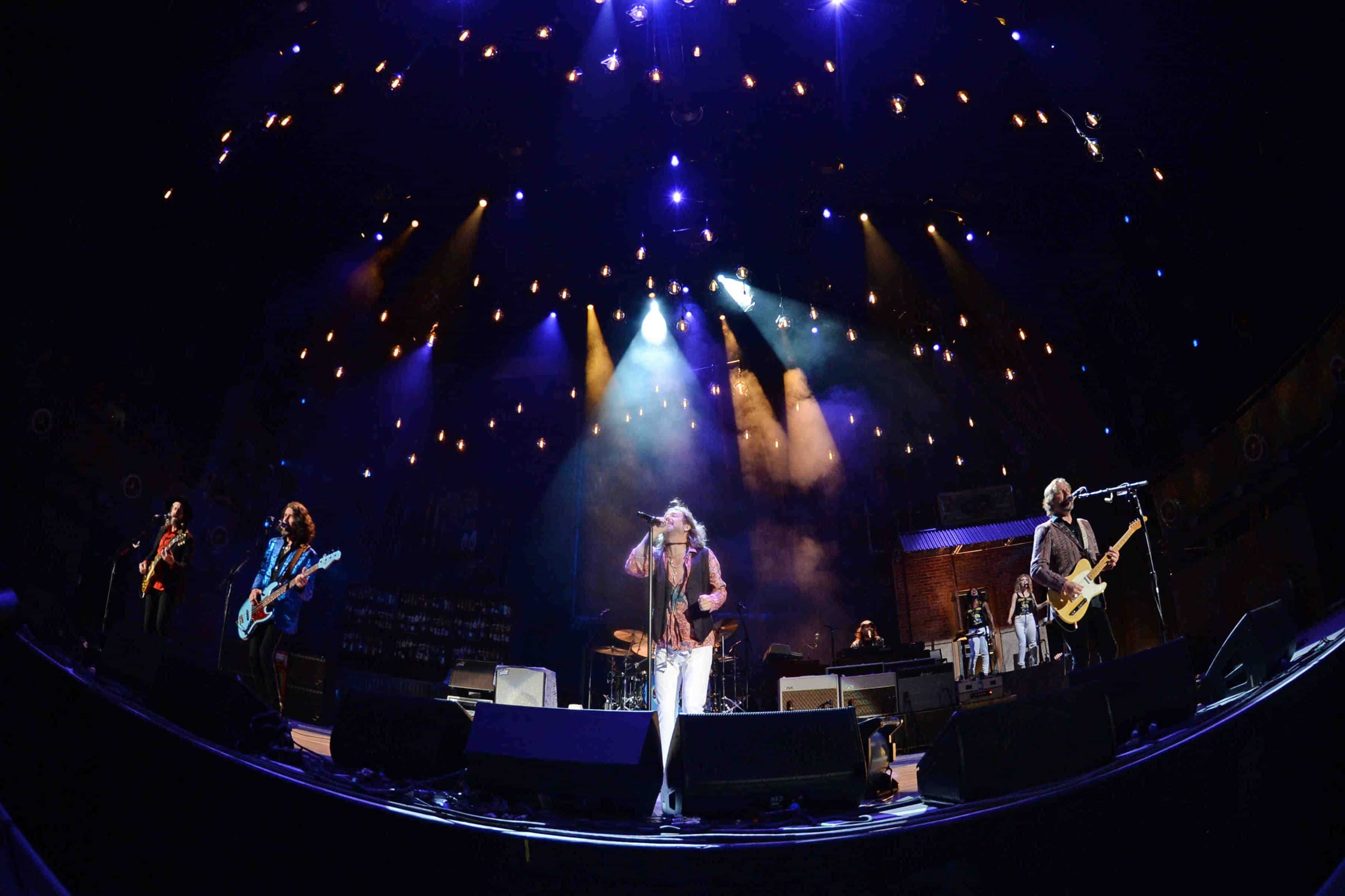 The Black Crowes Concert at iTHINK Financial Amphitheatre