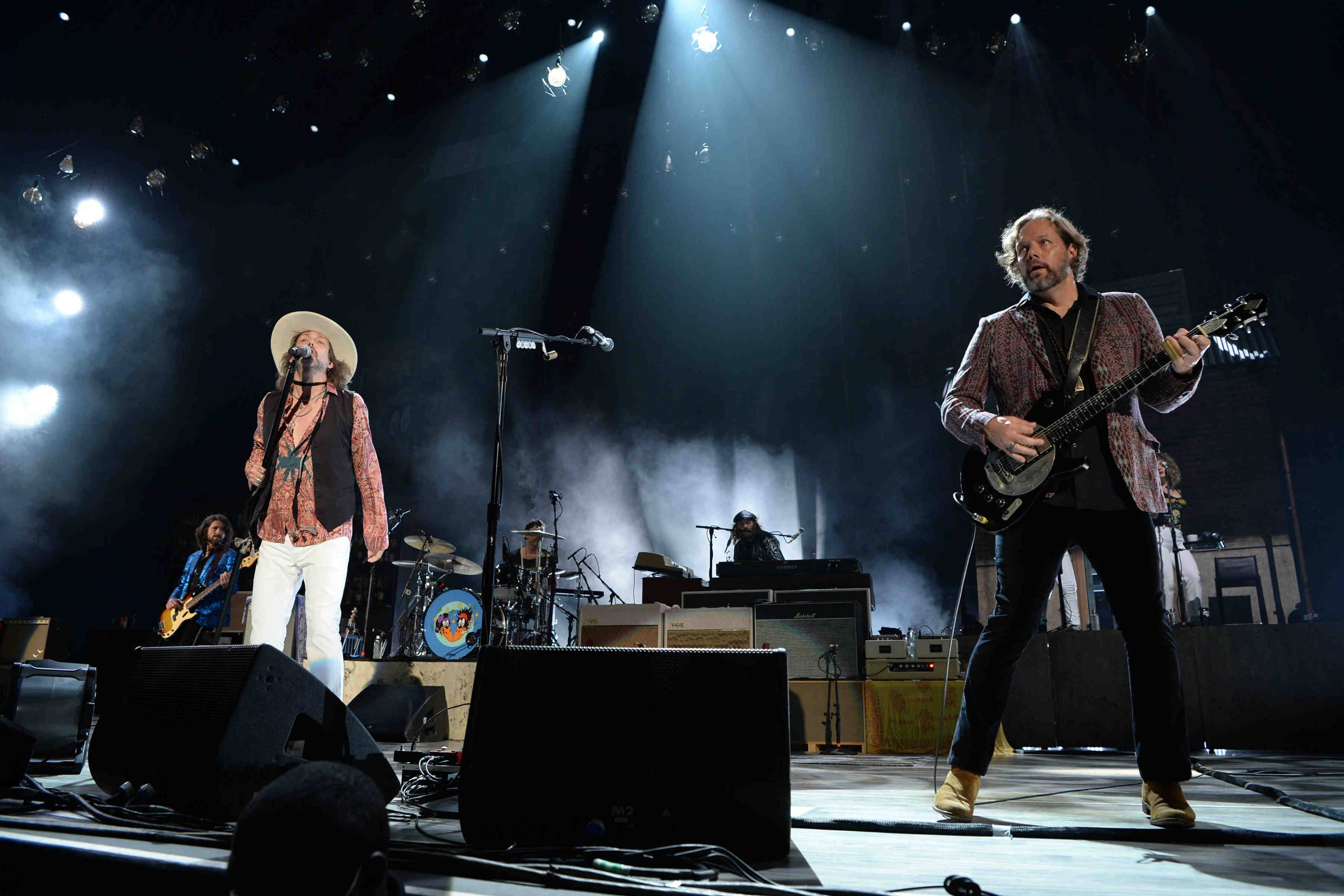 The Black Crowes Shake Your Money Maker Tour Photos