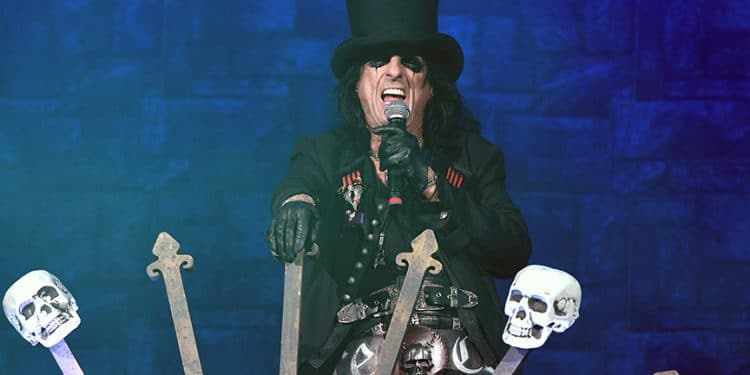 Alice Cooper at iTHINK Financial Amphitheatre