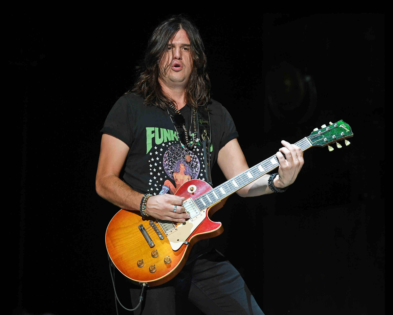 Guitarist John Notto of Dirty Honey