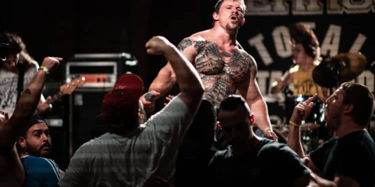 Harms Way Support Stick To Your Guns Concerts in November