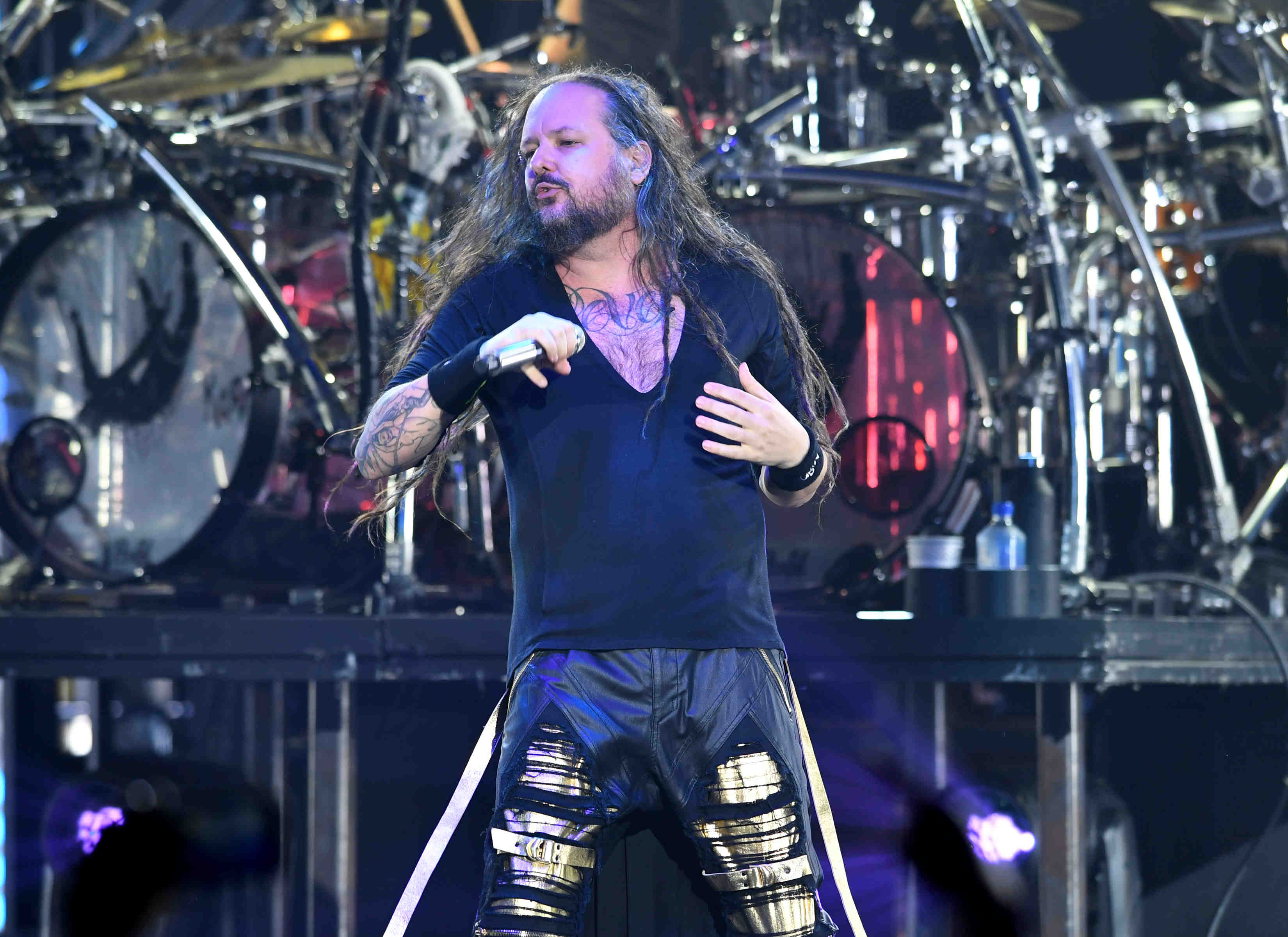 Opening Night - Korn Tour 2021 at iTHINK Financial Amphitheatre
